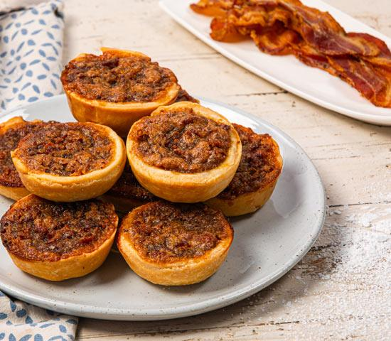 Maple Bacon Butter Tarts Recipe Calgary Co Op